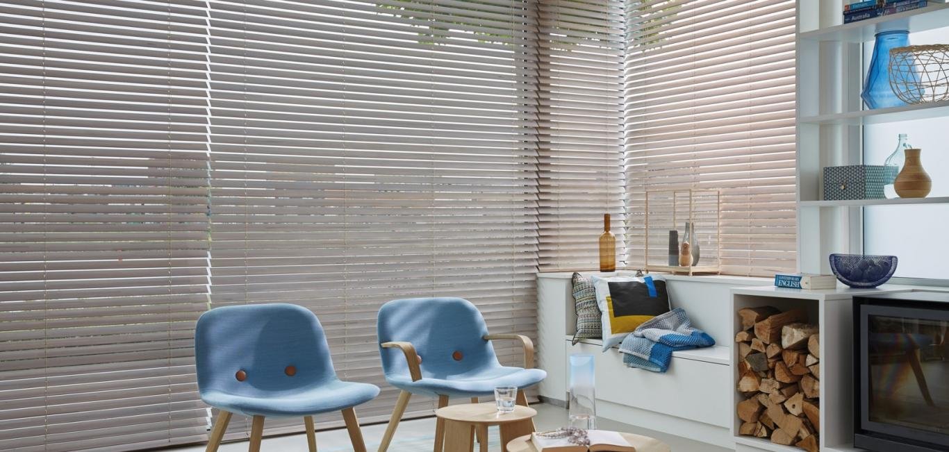 Country Woods Hunter Douglas - Living (sala)